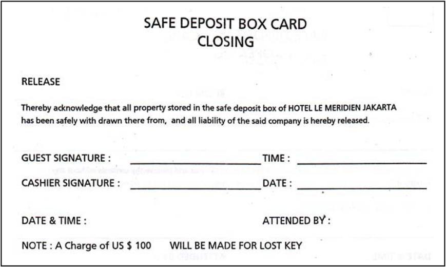 gambar deposit form  Contoh Formulir Deposit Slip - Dawn Hullender