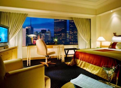 gambar kamar tamu hotel