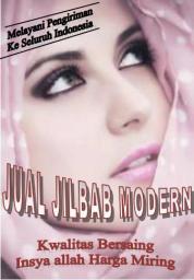 JUAL JILBAB MODERN